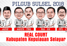 Pilgub Sulsel 2018 Selayar