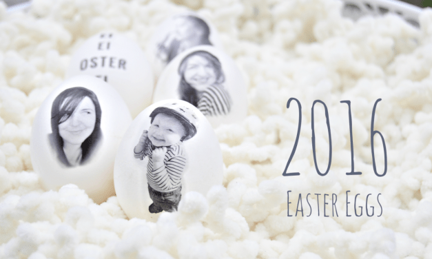 Photo easter ornament