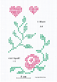 Kreuzstich Vorlage cross stitch pattern