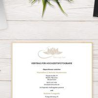 Wedding Guide 20 Seiten Hochzeitsvertrag Bundle Deutsch