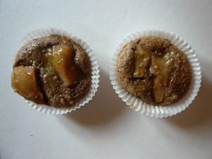 Schoko-Muffins, Nuss-Muffns, Mini-Kuchen