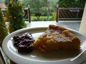 Polentagrieß-Kuchen