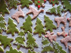 Mürbteig-Keks, Mürbteig-Plätzchen, Ausstechplätzchen, Ausstechkeks, einfache Kekse, klassische Plätzchen