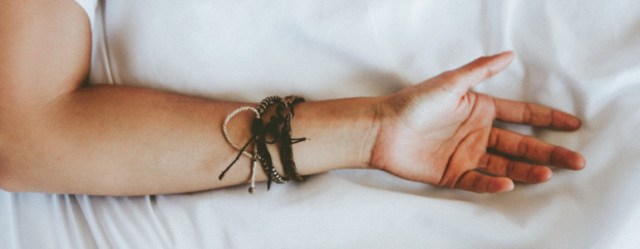armband selbstgemacht