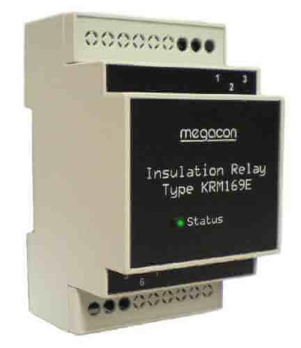 KRM169E DC Insulation Monitor SELCO USA