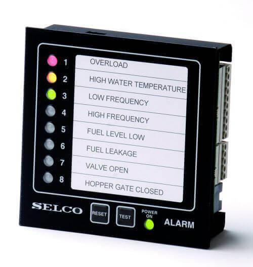 M4200 Alarm Monitor