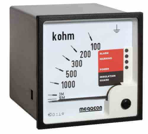 KPM163 Insulation Monitor SELCO USA