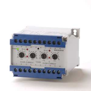 T2400 Dual Overcurrent Relay SELCO USA