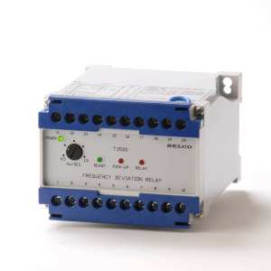 T3500 Frequency Deviation Relay SELCO USA