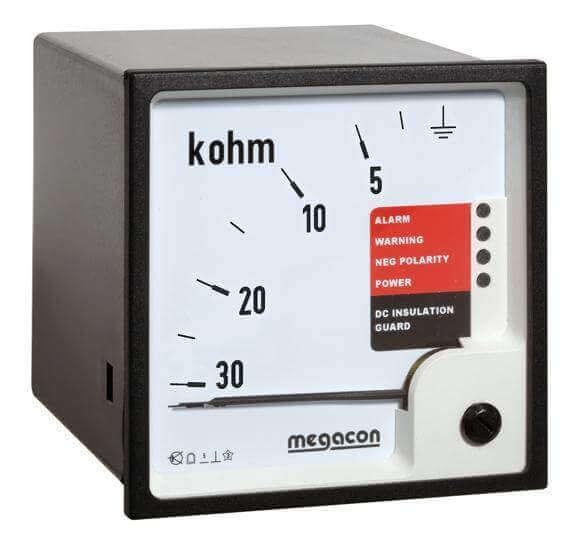 KPM169C2 DC Insulation Monitor SELCO USA