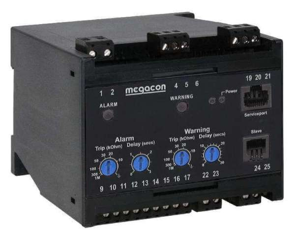 KCM16x Insulation Monitor