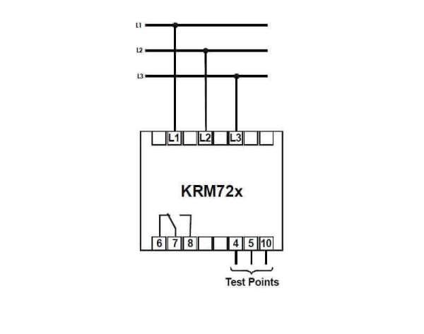 KRM72x Connection SELCO USA