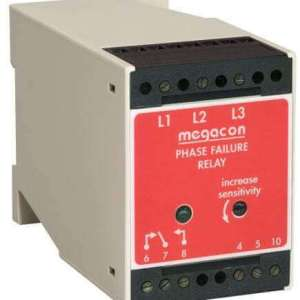 KRM72x Phase Failure / Sequence Relay SELCO USA
