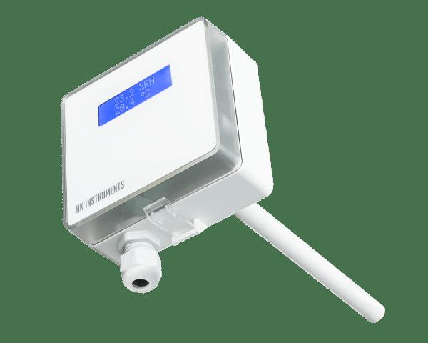 SELO USA RHT Duct Humidity Sensor