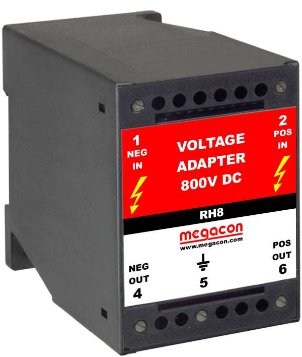 RH8 - Voltage Adapter 400VDC to 800VDC