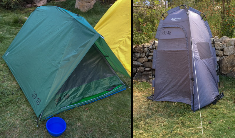 Home, Sweet Tent
