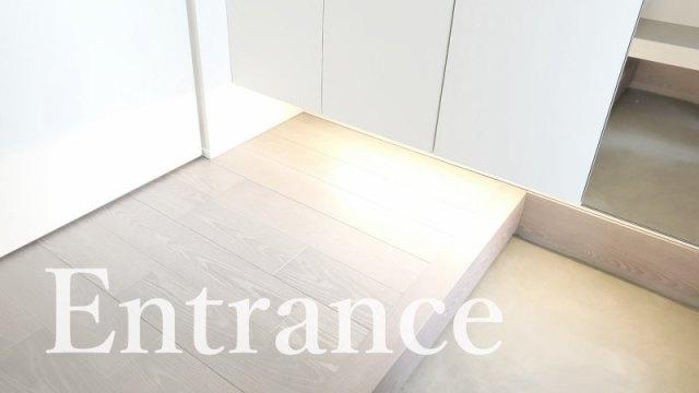 玄関(エントランス、廊下、下駄箱、シューズボックス、シューズクローゼット)