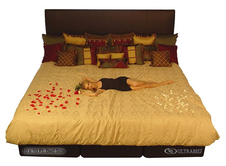 Ultrabed Oversized King Mattresses Selectabed