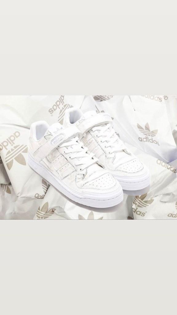 Adidas Originals Forum Low « Unveil » Atmos Exclusive