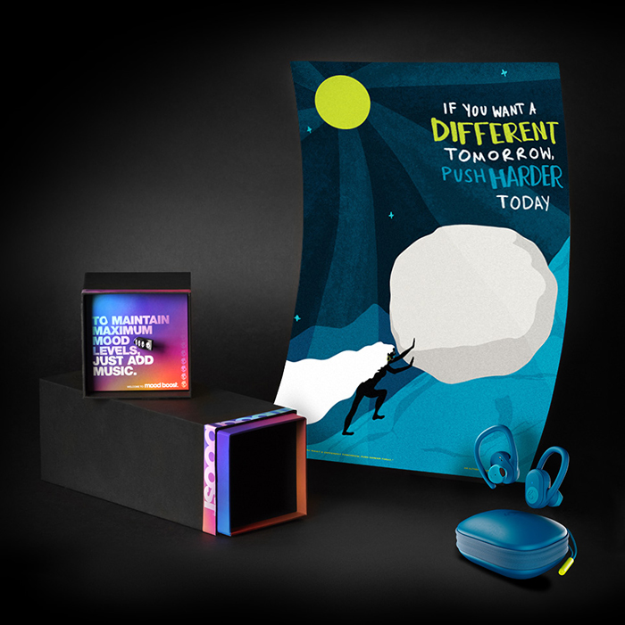 SKULLCANDY x TWLOHA Pack MOOD BOOST « Determined »
