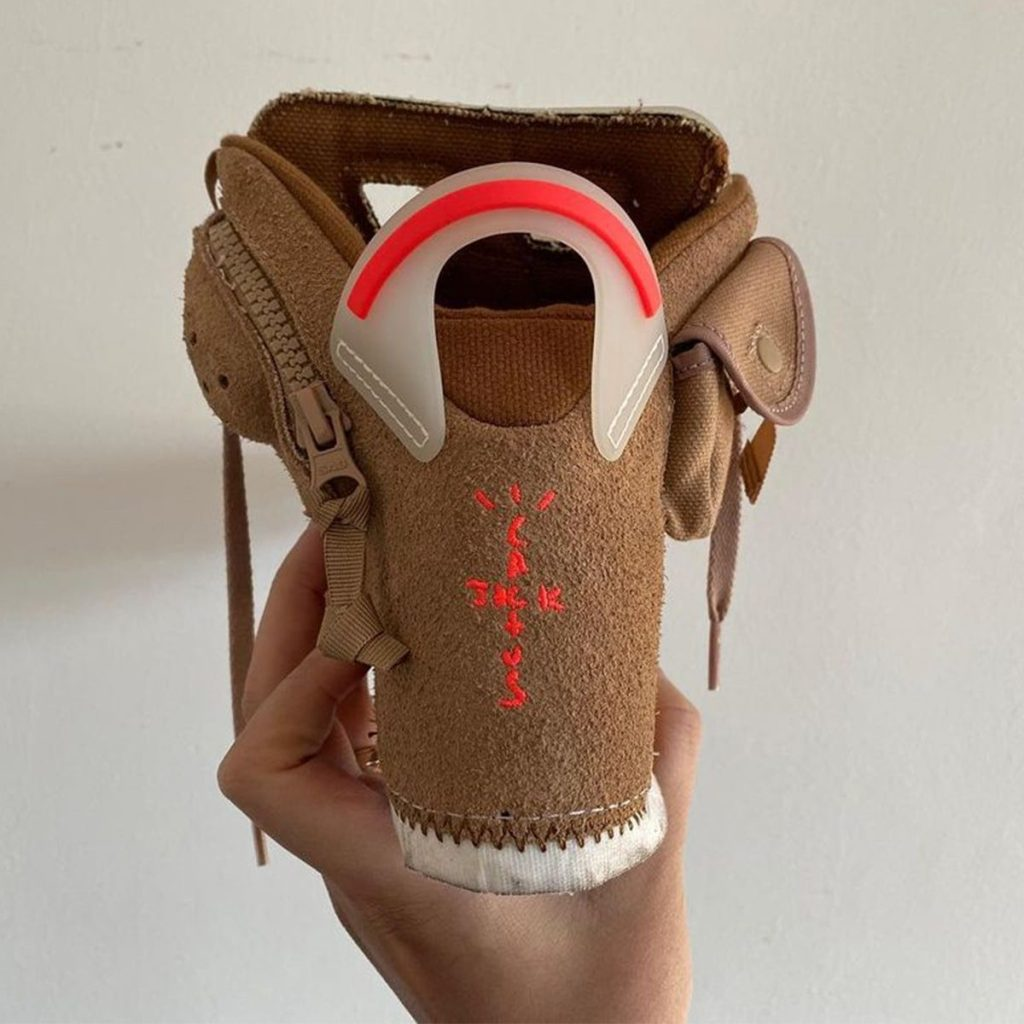 Travis Scott x Air Jordan 6 « British Khaki »