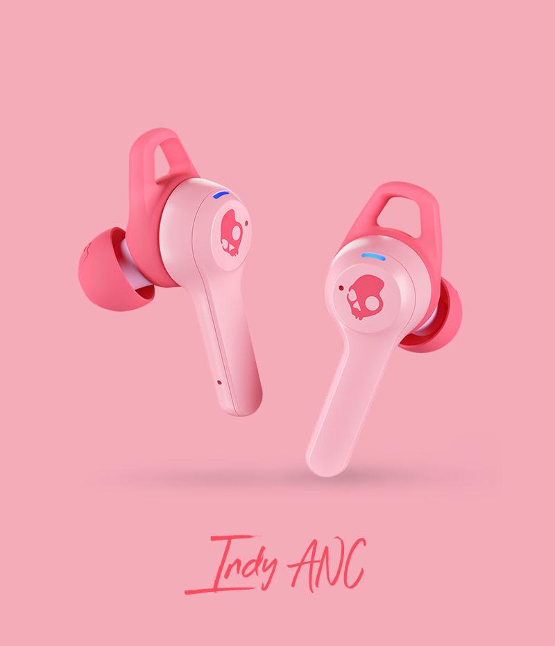 SKULLCANDY Mood Boost « Feisty Pink »