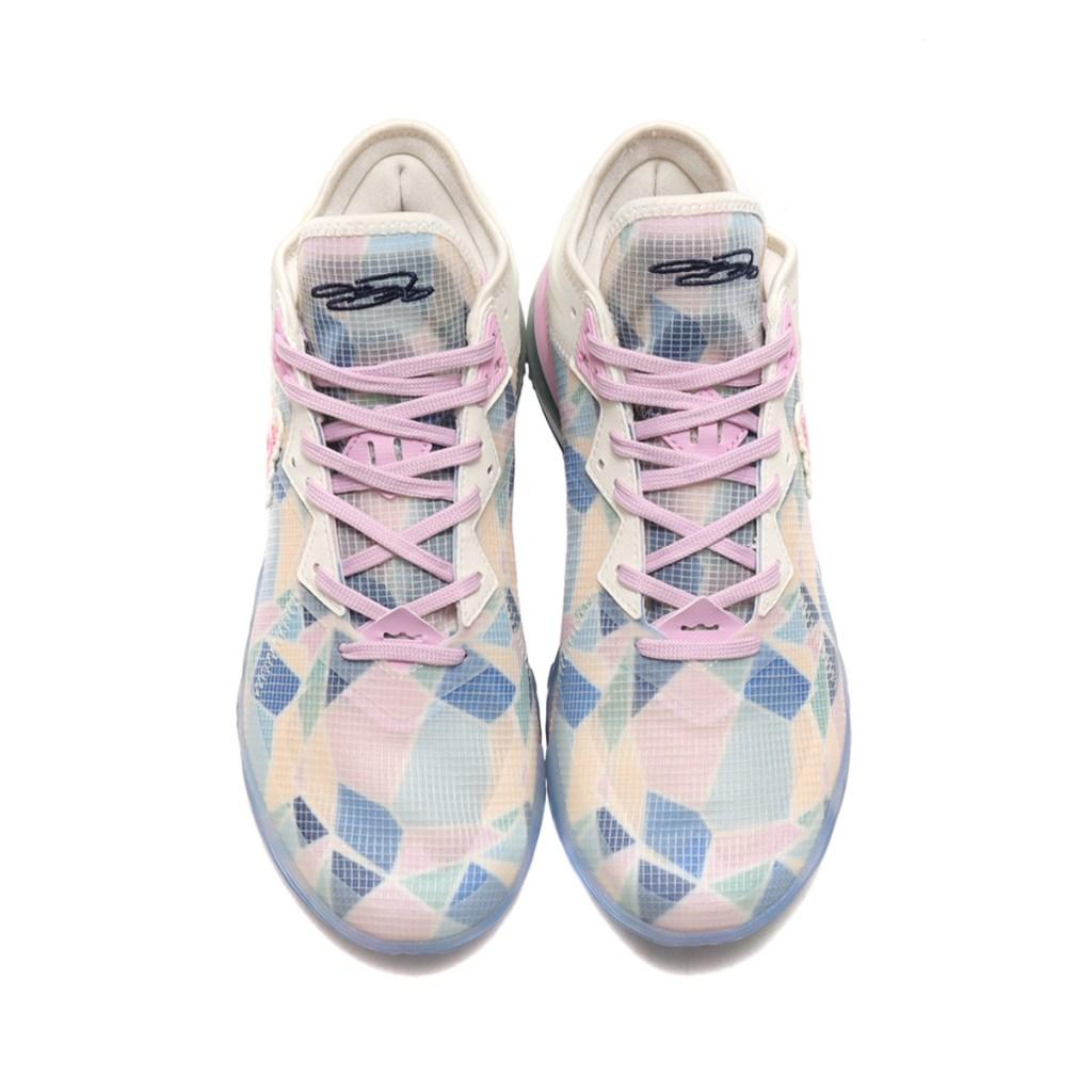 atmos x Nike LeBron 18 Low « Sakura »