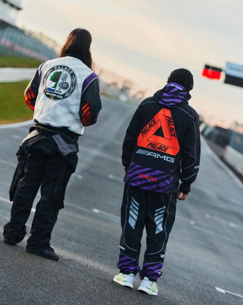 Collection Palace x Mercedes-AMG
