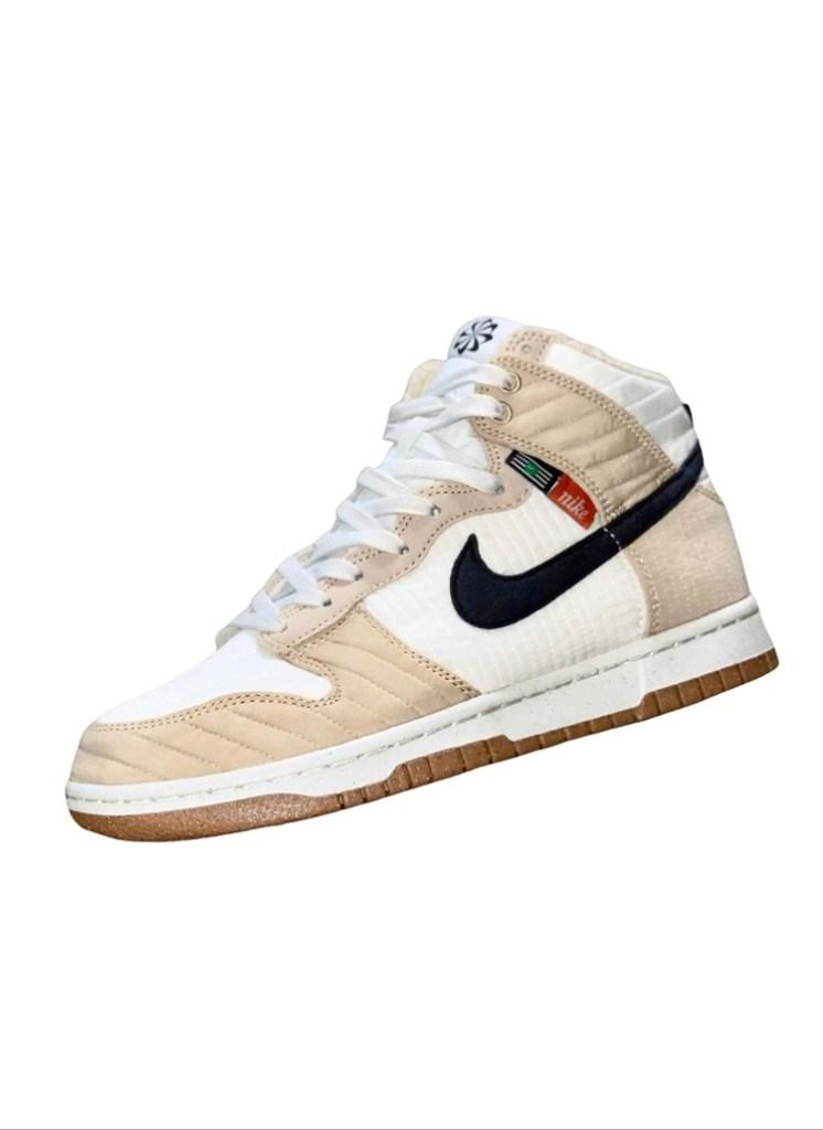 Nike Dunk High « Toasty »