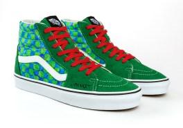 awake-ny-vans-sk8-hi-checkerboard-green-blue-3