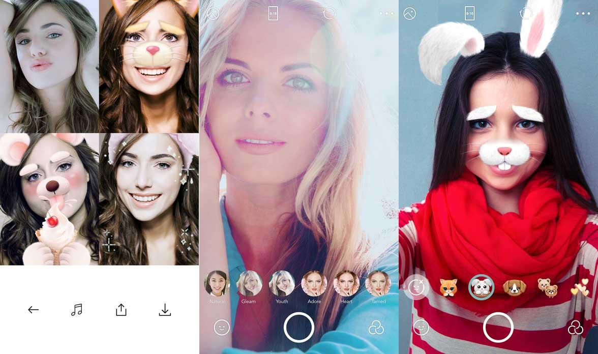 Selfie発祥の地・豪州でも人気急上昇。簡単自撮りアプリ「B612」の使い方、ロゴの消し方、動画の撮り方、SNOWっぽく使える!