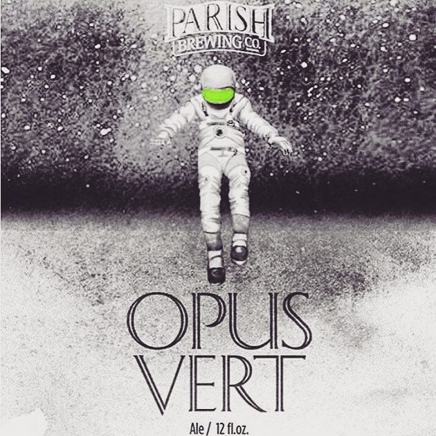 @parishbrewingco Opus Vert will be available at our Perkins Rd location at 3 o'clock today!…