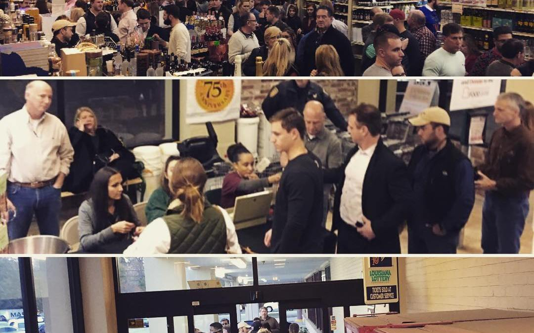 Thanks everyone for coming out tonight to our 5th Annual Rare Whiskey Raffle! It was…