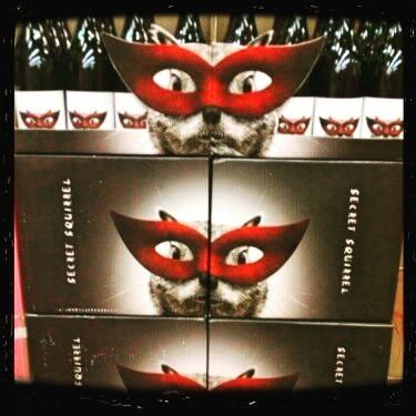 My new favorite wine display @calandrosmkt Perkins @secretsquirrelwines #wine #gsm #happyfriday