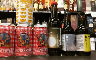 New brews in stock at our Perkins Rd location including 3 new barrel aged beers!…