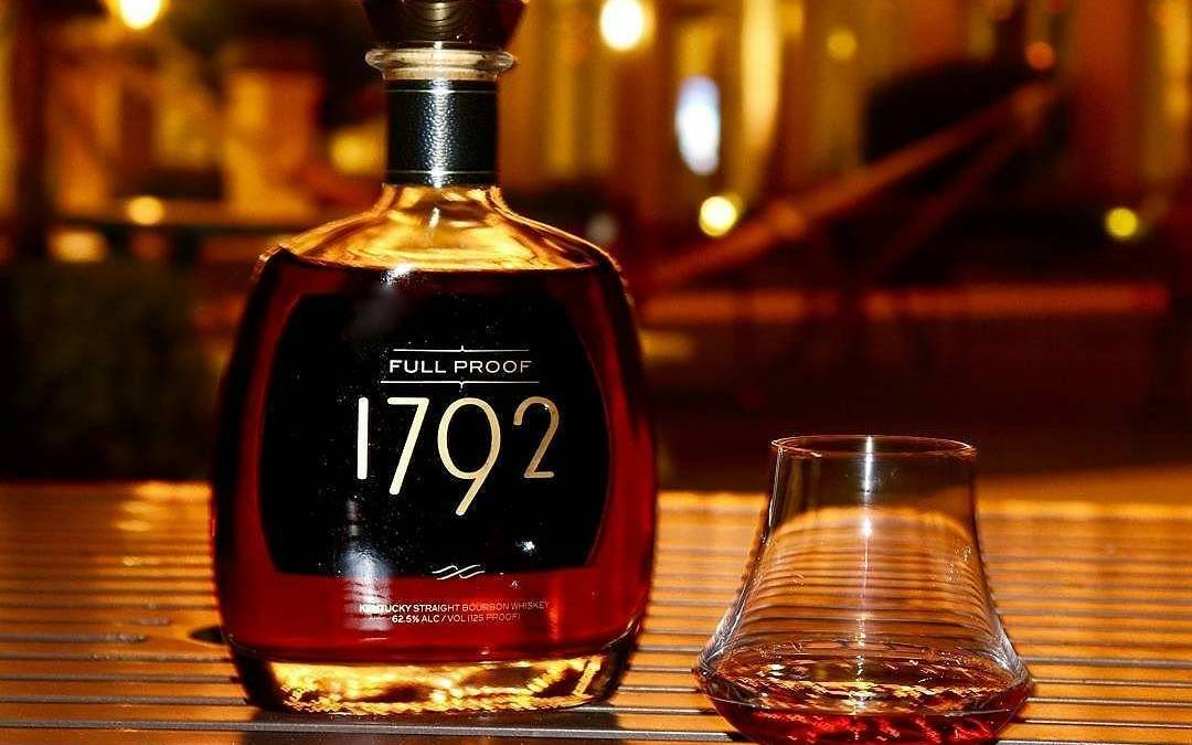 That. Looks. Delicious. @1792bourbon #fullproof, pretty please…🥃 #whiskeyporn #fullproofbrownwater #spirits #beautifulbourbon #strongwater #Repost @bourbonenthusiast ・・・…
