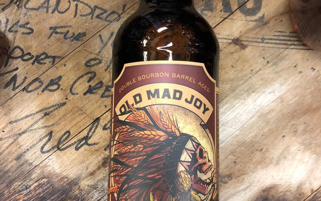 @greatraftbeer Double Barrel Old Mad Joy is now in stock at our Perkins Rd location!…