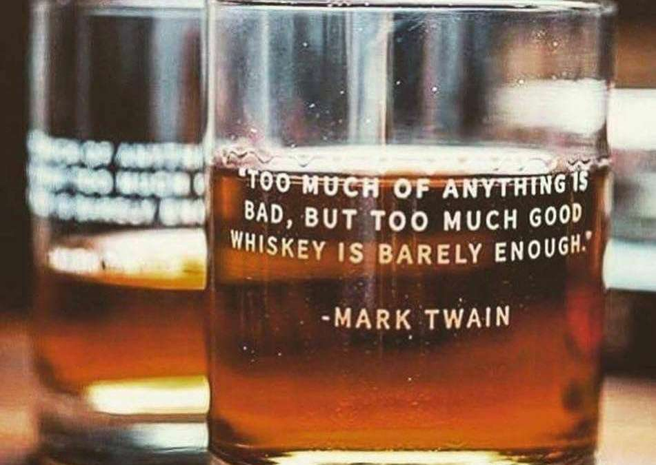 Contemplating #truewisdom as we look towards 2018. With #bourbon, of course. . Repost from @buffalotrace…
