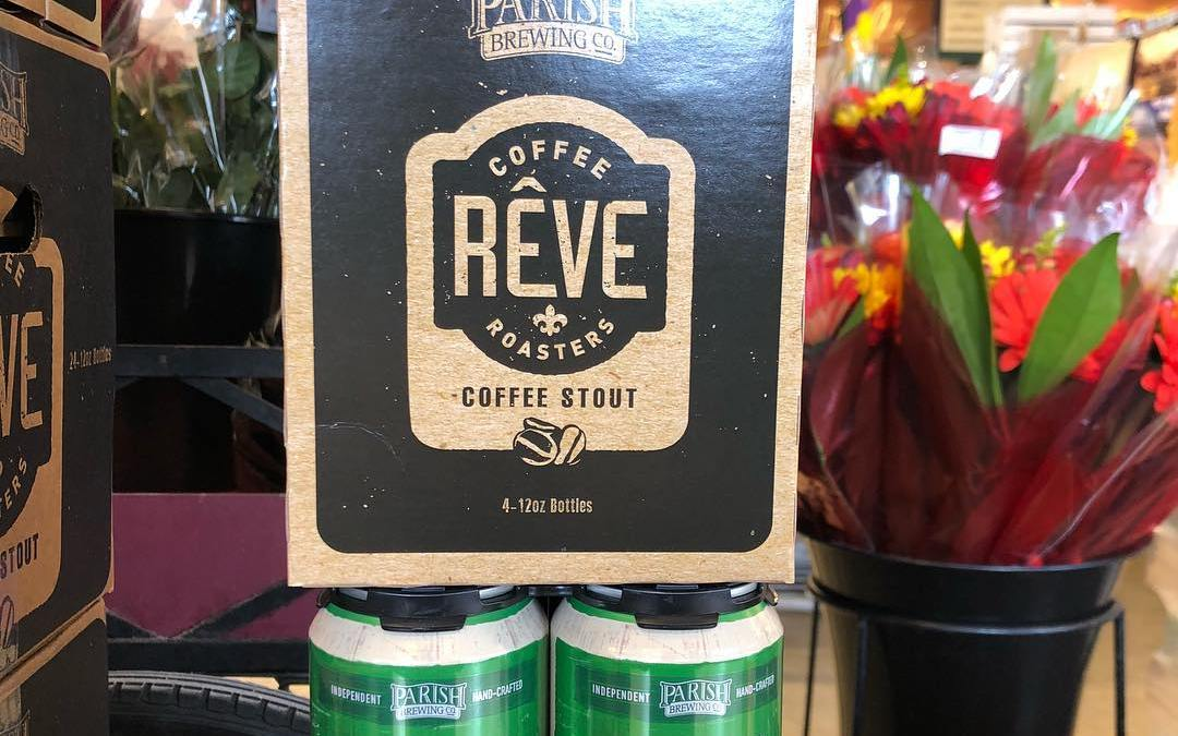 The wait is over… @parishbrewingco Envie in CANS and Reve coffee stout are now available…