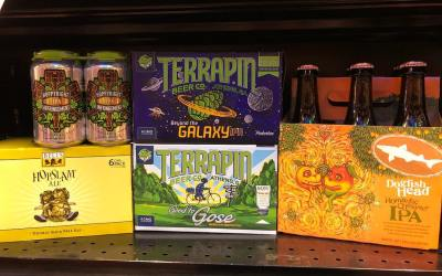 It's new brew Thursday at our Perkins Rd location! @terrapinbeerco @terrapinbeerla @dogfishhead @bellsbrewery @nolabrewing #freshhops…