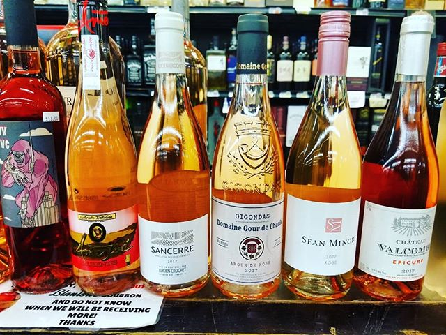 Beat the heat this summer with some #rosé! With over 20 grape varieties from 30…