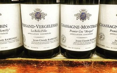 2015 Jean-Claude Ramonets available in limited quantities at our Perkins Rd location! #calandros #wine #shoplocal…