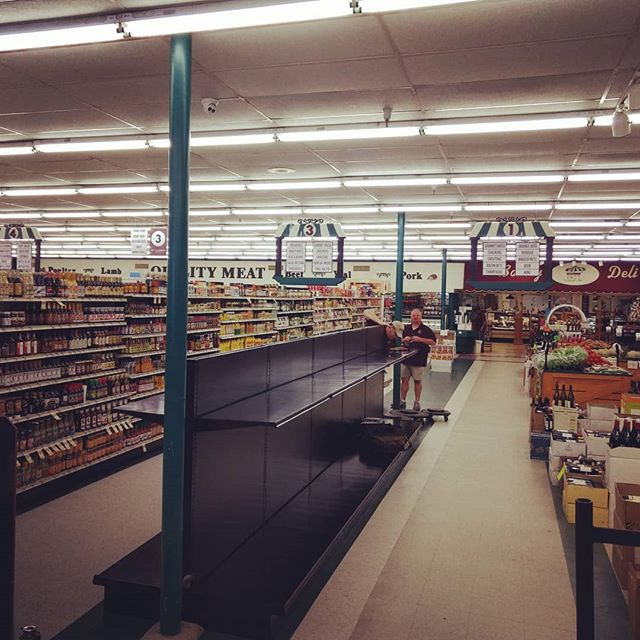 Have you noticed our changes at Calandro's Mid-City? Grocery refresh, Aisle 1 redo, new flooring,…
