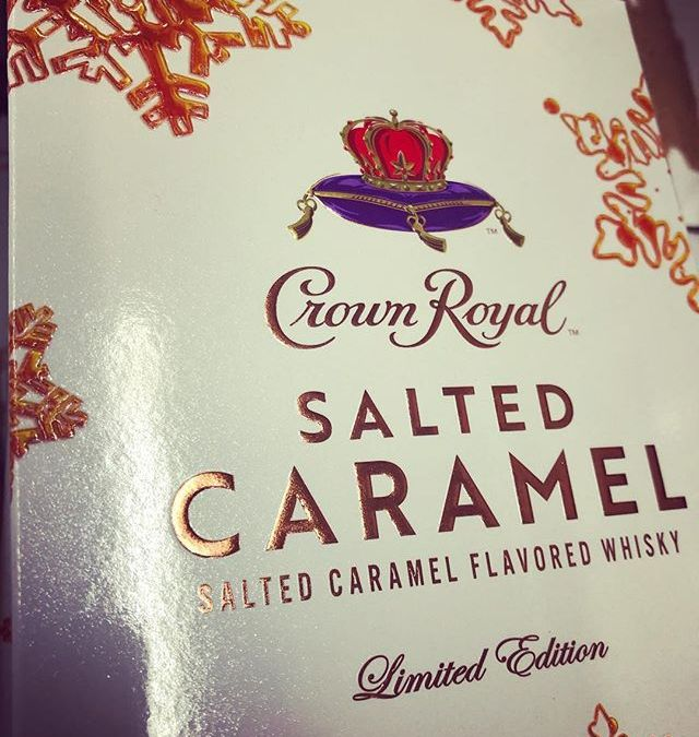 @crownroyal Salted Caramel is back at our Perkins Rd location! It will go fast, get…