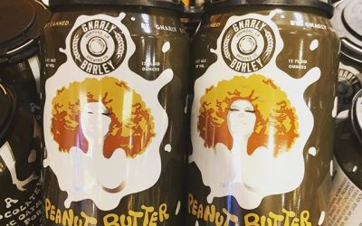 @gnarlybarley Peanut Butter Korova is now in stock at our Perkins Rd location! #beer #drinklocal…