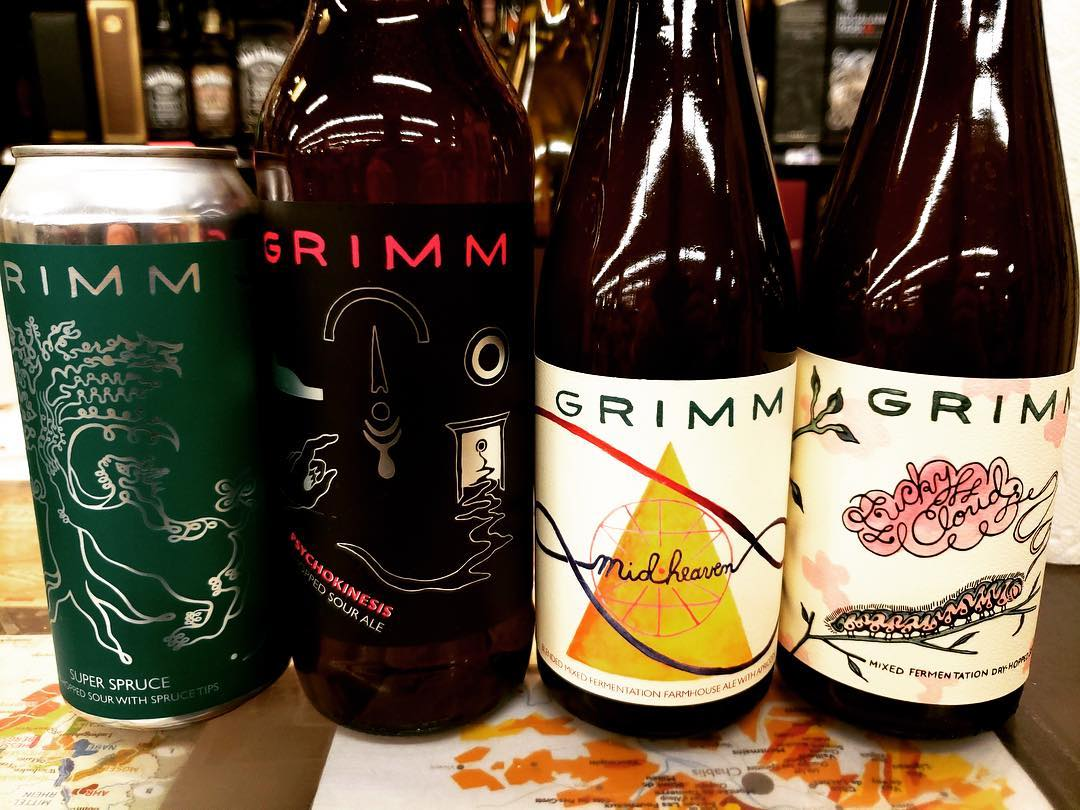 How about a little @grimmales drop on this beautiful Friday afternoon? Now available at our…