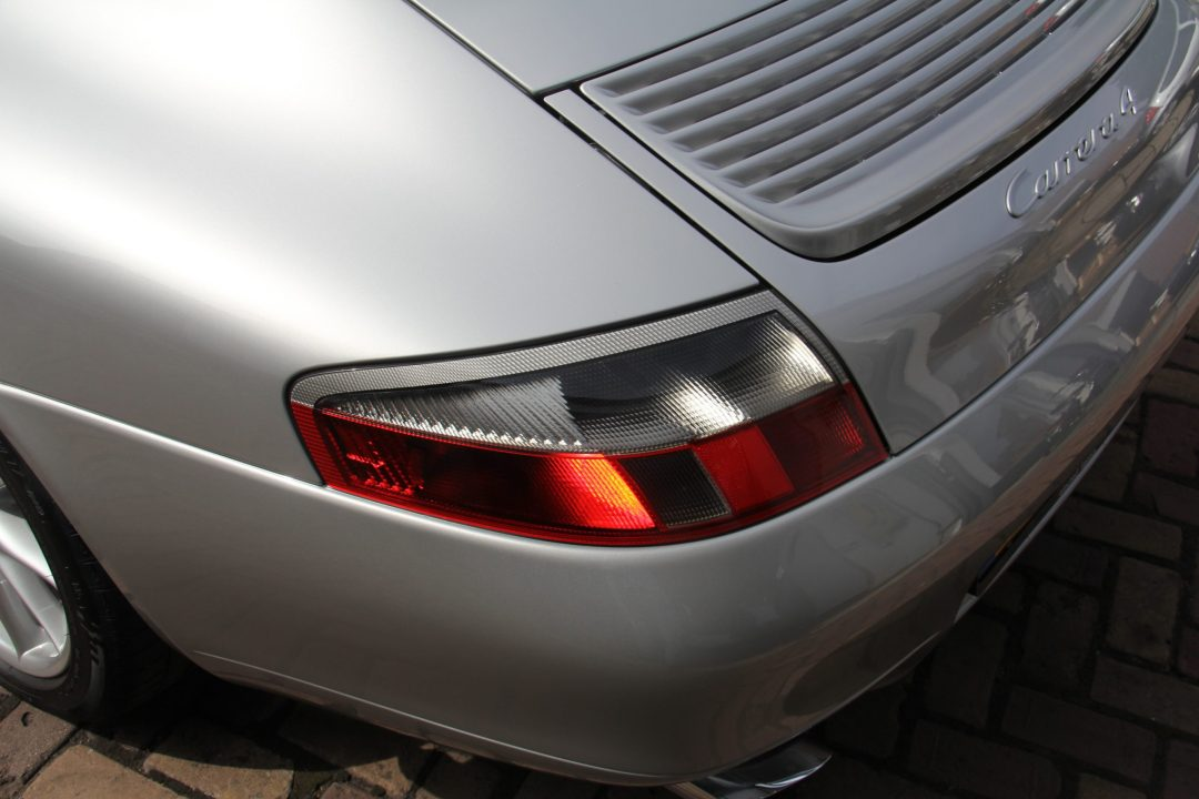 Porsche 996 Carrera 4 Coupé