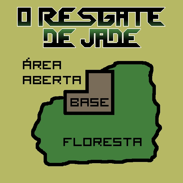 O Resgate de Jade Artwork