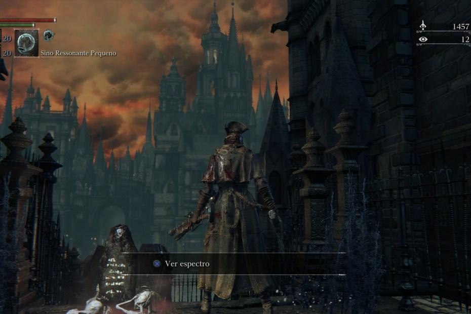 Bloodborne Yharnam