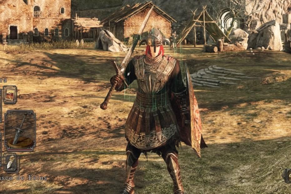 Dark Souls II - Set de Drangleic PS4 Capa